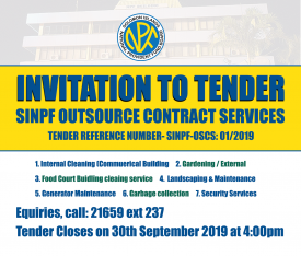 OUTSOURCE CONTRACT SERVICES (SINPF)