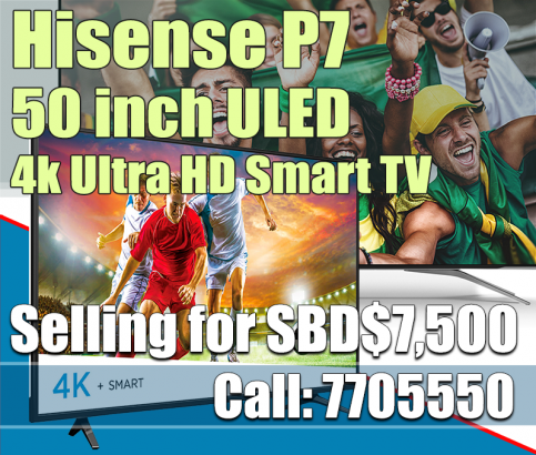 50 Inches Smart TV for Sale