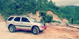 Isuzu wizard for sale