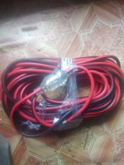 Heavy duty extension lead