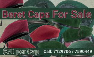 BERET CAPS for Sale